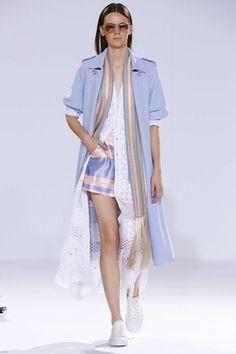 Temperley London Ready To Wear Spring Summer 2015 London - NOWFASHION
