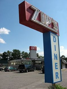 This place is awesome! Zip's Diner, Dayville, Connecticut - over the years have eaten here many times!