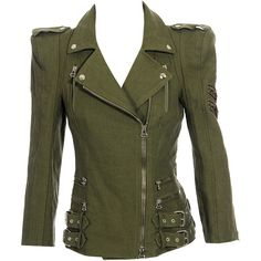 Very chic military jacket #Style. As a HUGE Michael Jackson fan any military style jacket makes me happy :-)