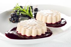 Panna Cotta, Sweet Pastries, Oreo, Cheesecake, Deserts, Dessert Recipes, Food And Drink, Cupcakes, Sweets