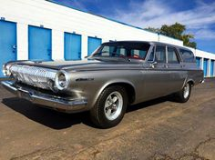 '63 Dodge 330 Station Wagon