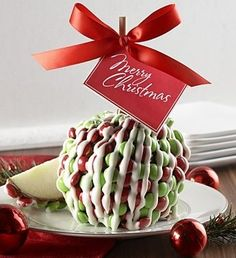 a ton of Christmas treats
