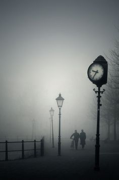 Early morning in Clocks Photography