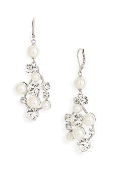 Earrings for my wedding.