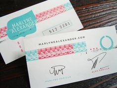 Business card by Eric Kass