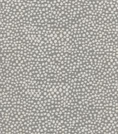 Eye catching dots. Perfect for mix and match applications, easily complement any design theme you have at home.  Content: 49% Rayon, 39% Polyester Width: 55 Inches Fabric Type: Print Upholstery Grade: