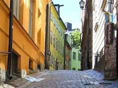 Gamla Stan picture in Stockholm