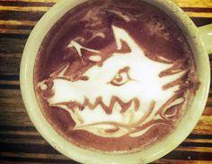 Big bad wolf latte! http://db2.stb.s-msn.com/i/33/EC2D83FDE2F04E7F38C4B0DEB9CE3B.jpg