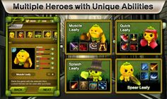 Plants War free games v 1.5.0 apk download | Android APK Collections