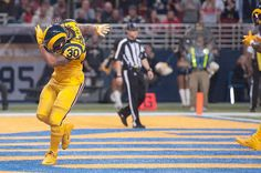 Todd Gurley Photos - Arizona Cardinals v St Louis Rams - Zimbio