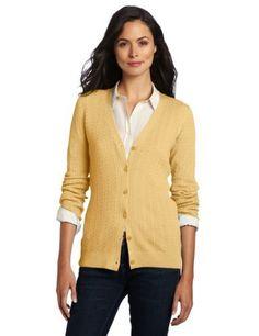 Pendleton Women's Petite Merino Wool Cable Cardigan Pendleton. $69.00. Hand Wash. 25 inch length. Unlined. Made in China. 100% merino wool