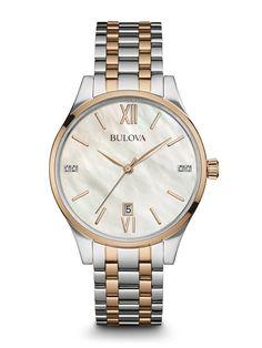 Bulova 98P150 Women's Diamond Watch   Bulova