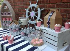 Preppy Nautical Collection- SweetPeachPaperie.com
