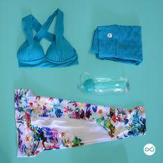Uma paixão declarada por esses tons de azul... Tem tudinho lá no site! #TemNaLivreeLeve #blue #weloveblue #modafitness #sejalivreeleve