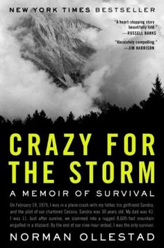 """""""A memoir discussing the author's upbringing as a young sportsman and tragic experience in a plane crash with his father, father's girlfriend, and pilot at the age of eleven, covering his lone survival of the crash and harsh conditions."""""""