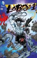 Deep in the dark corridors of space lives a black-hearted being of unimaginable power. He's witnessed horrors beyond description and committed unparalleled evils. In all of history, no being has ever been capable of as much chaos and terror as Lobo!