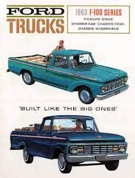 Carros y Clasicos - Ford Pickups F100 Truck, Ford Pickup Trucks, Truck Camper, New Trucks, Car Ford, Trucks For Sale, Ford Company, Ford Motor Company, Pickups Ford