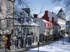 Rue Sainte-Anne (street), Vieux-Québec