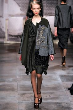 Antonio Marras Fall 2011 Ready-to-Wear Collection Slideshow on Style.com