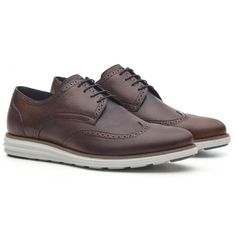 SAPATO MASCULINO BROGUE WILLOW