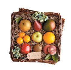 Manhattan Fruitier's Orchard Street Basket, $96 at gilttaste.com