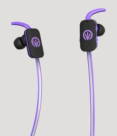 bba044d5db9 iFrogz FreeRein Reflect - Reflective Earbuds/Earphones with Mic For Working  Out… Earbuds With