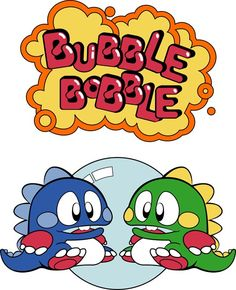 bubble bobble                                                                                                                                                                                 More