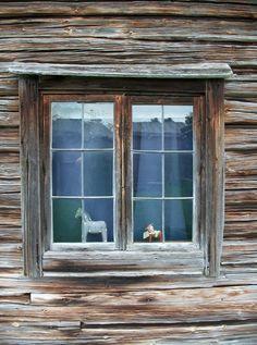 Charming Swedish window