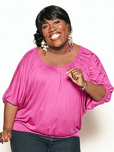 "Sheryl Underwood, stand-up comedian and television personality. She is a panelist on the daytime chat show The Talk on CBS. She  was the host of BET's Comic View, and executive producer & host of the limited run comedy/variety series Holla. She has also appeared on Def Comedy Jam, Bulworth, I Got the Hook Up, Beauty Shop, Getting Paid, Baisden After Dark, and Comics Unleashed. She has won BET's ""Funniest Female Comedian on Comic View"" and BET's Comedy Awards' Platinum Mic Viewers Choice awards."