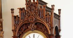 This is a magnificent cuckoo clock. Although we have many wonderful cuckoo clocks in our collection, there is something wonderful about t...