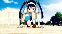 photo: Monogatari Series, 1 Gif, Photos Tumblr, Light Novel, Me Me Me Anime, Novels, Ghosts, Memes, Donuts