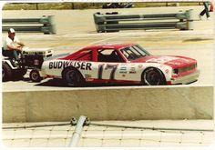 Darrell Waltrip Budweiser Nova @ Milwaukee in '85