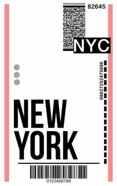 Fly Ticket Phone Case DIY – Template New York Here's a template to recreate the hyped fly ticket phone case in seconds! Iphone Background Wallpaper, Wallpaper Iphone Disney, Aesthetic Iphone Wallpaper, Bedroom Wall Collage, Photo Wall Collage, Diy Phone Case, Phone Cases, Schrift Design, Ticket Design