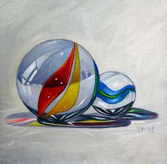 Marble Still Life by Vic Vicini