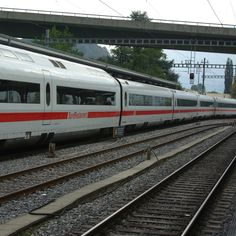 The ICE Train - interlaken