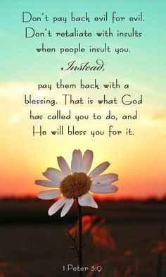 God's blessings are what is important~