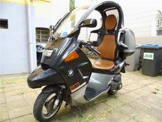 BMW C1 Executive, Roller / Scooter gebraucht in Witten