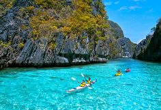 Palawan is world's top island; Boracay - Yahoo News Philippines Palawan Tour, Coron Palawan, Coron Island, Boracay Island, Boracay Philippines, Philippines Travel, Travel Tours, Travel And Tourism, Travel Guides