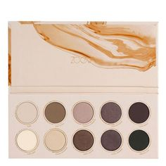 zoeva _ Palette Naturally Yours
