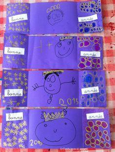 La carte de bonne année 2015 ... - Enfants (pas si) sages