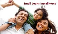 If you need of urgent cash, so #smallloansinstallment can be a good choice for your requirement. Through this financial service borrowers can get quick amount ranging from £100 to £1000 with the easy repayment option. www.smallloansinstallment.co.uk