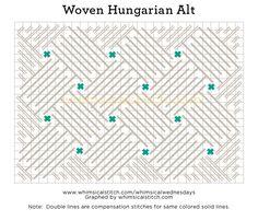 Woven+Hungarian+Medium.jpg 700×600 pixels