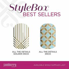 All the details -Deco would pair with Gatsby 😍 Jamberry Offers June 2016  Andreazjamsnz.jamberrynails.co.nz
