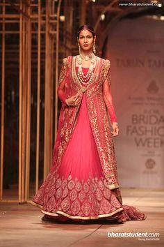 Anarkali by Tarun Tahiliani at India Bridal Fashion Week '13