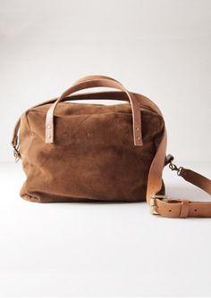 WE Handbag B.C. Brown