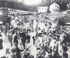 Disco Dance Steps, 1978, Paramount Studios, Los Angeles, Disco Party Celebrating Saturday Night Fever