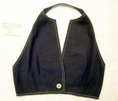 Claire McCardell - Ensemble - cotton, rayon - 1944 (4/5)