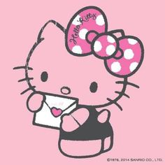 'Love looks not with the eyes, but with the mind.' <3 William Shakespeare #HelloKitty #LoveLetters