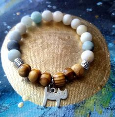 Bracelet #handmade#bracelet#photo#art#diy#cat#geminos2#geminos#nature#dnestcorim#flercz#space#moon#love# Bracelet Photo, Beaded Necklace, Beaded Bracelets, Photo Art, Moon, Cat, Space, Nature, Handmade