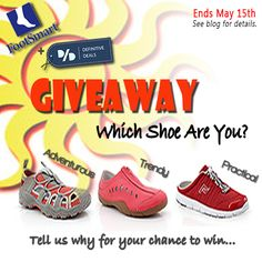 FootSmart Giveaway: 3 Winners & 3 Different Pairs of Propet Shoes
